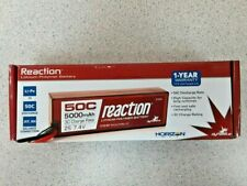 Dynamite Reaction 2S 20C Hard Case LiPo w/EC3 Connector 7.4V/5000mAh DYNB3802EC