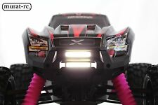 Front Double LED Light Bar For Traxxas X-MAXX 6S 8S waterproof by murat-rc