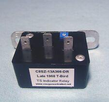 T27) 1968 Thunderbird Turn Signal Indicator Relay C8SZ-13A366-DR