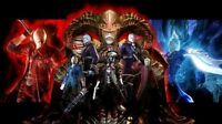 """HD Art CANVAS PRINT Devil May Cry 4Special Edition Wall Decor ,16""""x28"""""""