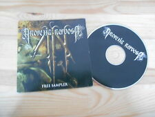 CD Metal Anorexia Nervosa - Redemption Process (2 Song) Promo LISTENABLE REC