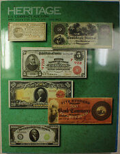April 22-24 & 27-28 2015 U.S. Currency Auction Catalog #3533 Heritage (A115)