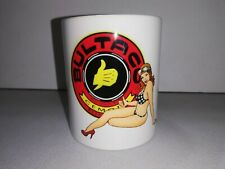 MUG BULTACO PIN UP moto cross trial SHERPA MATADOR TSS TASSE ceramique coffee