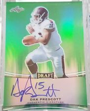 2016 Leaf Draft '15 Metal Dak Prescott PRISMATIC GREEN RC AUTO SP 10/10 EBAY 1/1