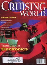 Cruising World Magazine January 1999 Transatlantic Electronics