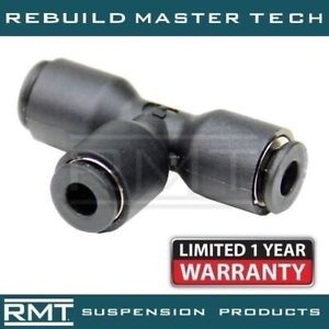 Buick Commercial Chassis 1991-1996 Suspension Air Line Hose Repair TEE Connector