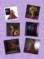 Disney Evil Queen Midnight Masquerade Designer Collector Doll Limited Edition