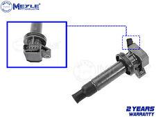 FOR CITREON C1 PEUGEOT 107 AYGO 1.0 IGNITION SPARK COIL PACK STICK SET MEYLE