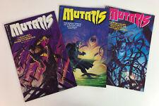 MUTATIS EPIC COMICS 1992 complete mini series