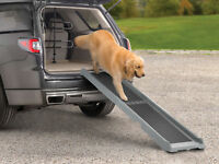WeatherTech Pet Ramp Non-slip Folding Pet Ramp for Trucks, SUVs, and Minivans