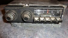 69 70 71 1972 1973 CHRYSLER IMPERIAL AM/FM RADIO 3501504 CONSOLE CASSETTE PLAYER