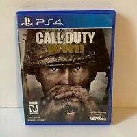 Call of Duty: WWII (2017) Video Game - Sony PlayStation 4 - Activision