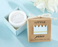 Little Prince Scented Soap Baby Shower Favor