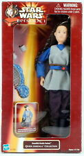 "Star Wars 12"" Queen Amidala Collection Beautiful Braids"
