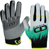 Didoo Mens Cycling Gloves Full Finger BMX MTB Mountain Biking Padded Cycle Sport