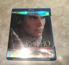 American Psycho Uncut Version (Blu-Ray, 2009) Christian Bale Reese Witherspoon