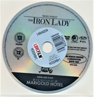 The Iron Lady (DVD, 2012)