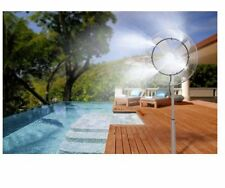 Misting Fan Ring Kit. Cool off on HOT Days
