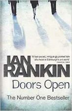 Doors Open, Ian Rankin, Book, New Paperback