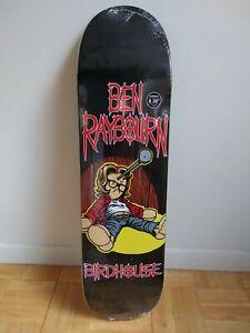 Birdhouse Ben Raybourn Skateboard Deck