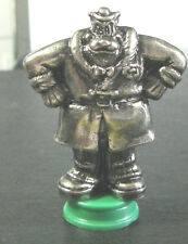 Hasbro Clue Disney Twilight Zone pete agent metal token pewter charm miniature.