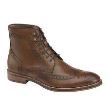 Johnston & Murphy Men's Conard Wing Tip Chelsea Boot