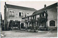 CARTE POSTALE BRANGES SAONE ET LOIRE L'HOTEL + CACHET