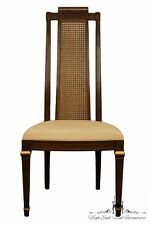 HERITAGE French Regency Style Cane Back Dining Side Chairs