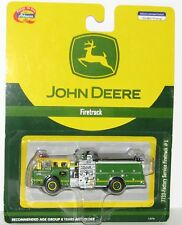 Athearn John Deere Fire Truck--New Old Stock---Rare----#7733--HO Scale