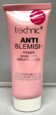 TECHNIC ANTI BLEMISH PRIMER BASE ANTI IMPERFECTIONS MAKE UP FOR GIRLS 35ML