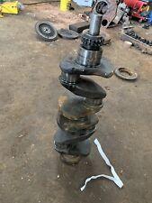 Ferguson Tef 20 Diesel Crankshaft Needs Regrinding Standard Size