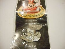 Magical Musical Moments Pin # 58 Lullaby Land *****NEW***** Disney Pin