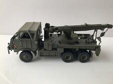 1/48 Scale White Metal Model.  DAF YA 626 Tecover Truck. Dutch Army.