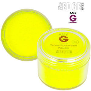 The Edge Nails Amy G - Flouorescent Pigmented Nail Dipping Powders For Gel Nails