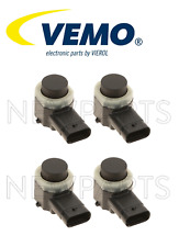 For Audi A4 A5 Quattro VW Jetta Touareg 4 X Front Parking Aid Sensors Vemo