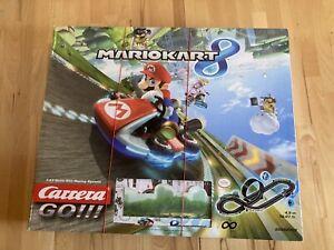 Carrera 20062491 GO!!! Mario Kart 8 Rennstrecken Set 4,9 m Mario Luigi
