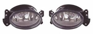 For Mercedes Benz Clk C209 / A209 9/2002-2007 Front Fog Lights 1 Pair O/S & N/S