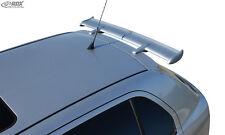 RDX Dachspoiler SKODA Fabia 1 Typ 6Y Heckspoiler Heck Dach Spoiler Flügel hinten