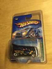 2005 Hot Wheels Treasure Hunt 13/12 T-Hunt Customized VW Drag Bus Real Riders