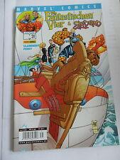 1x Comic Marvel DC Crossover Nr. 31 - Die Fantastischen Vier / Sindbad (TOP)