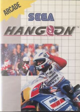 HANG ON MASTER SYSTEM