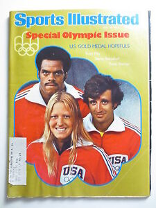 Sports Illustrated July 1978 Olympic Issue - Bruce Jenner (M612)