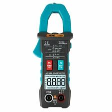 Automatic Range Digital Current Multimeter AC/DC Pliers Electrical Instruments