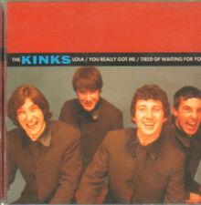 The Kinks Kinks CD album (CDLP) French DC869822 DISKY 1996