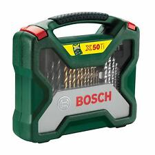 Bosch 50-piece X-Line Titanium Drill Bit Set Accessories Set