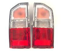 SUZUKI Vitara 1988-1994 rear tail Left Right signal stop lights pair White Red