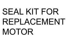 Seal Kit For Replacement Pool Pump Motor