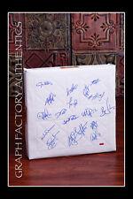GFA Grant Balfour Team Signed *2013 OAKLAND ATHLETICS* Full Size Base COA