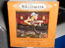 Dept 56 Halloween Village Git Offa My Train Nib