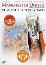 Manchester United - www.ManUtd.com - 2002-2003 Season (DVD, 2003, 2-Disc Set)